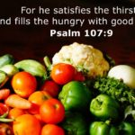 Bible Quotes About Food Twitter