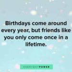 Birthday Quotes For Best Friend Pinterest