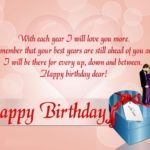 Birthday Wishes For Husband With Love Pinterest