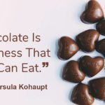 Chocolate With Quotes Facebook