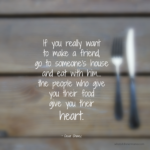 Food Trip With Friends Quotes Pinterest