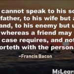 Friendship Quotes By Famous Authors Facebook