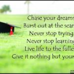 Good Luck Quotes For Highschool Graduates Tumblr