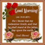 Good Morning Messages With Bible Quotes Pinterest