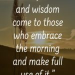 Good Morning Monday Motivational Quotes Facebook