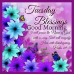 Good Morning Quotes On Tuesday Facebook