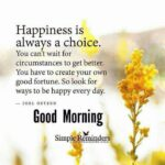 Good Morning Simple Quotes Pinterest