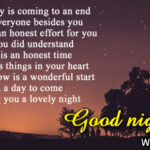 Good Night Message For Friends Tumblr