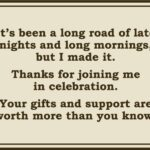 Graduation Thank You Card Quotes Pinterest