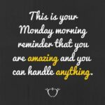 Happy Monday Quotes For Work Twitter