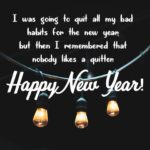 Happy New Year 2021 Short Messages Twitter