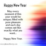 Happy New Year Wishes Words Twitter