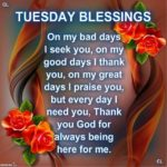 Have A Blessed Tuesday Quotes Pinterest