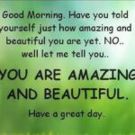 Have A Good Morning Quotes Twitter