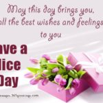 Have A Nice Day Message Twitter