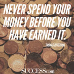 Money And Success Quotes Facebook