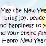 New Year Wishes For Family Facebook
