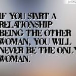 Other Woman Quotes Sayings Facebook