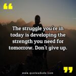 Positive Quotes About Struggles In Life Tumblr