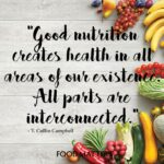 Proper Nutrition Quotes Twitter
