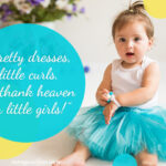 Quotes For Baby Girl Smile Pinterest