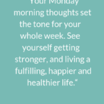 Quotes For Motivation Monday Facebook