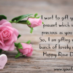 Rose Day For Best Friend Facebook