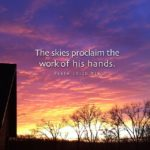 Sunset Christian Quotes Facebook