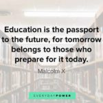 True Meaning Of Education Quotes Pinterest