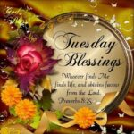 Tuesday Morning Blessings And Quotes Twitter