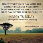 Tuesday Morning Quote Of The Day Facebook