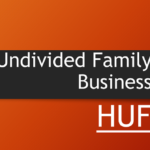 Unique Tradition of joint Hindu Family Business
