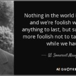 W Somerset Maugham Quotes Tumblr
