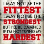 Workout Quotes For Girl Pinterest
